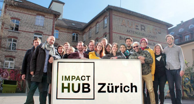 Im Zürcher Trendquartier Kreis 5 entsteht ein neuer Startup Space