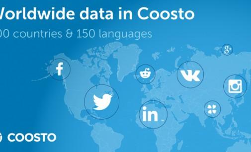 Coosto für die Social-Media-Analyse in aller Welt