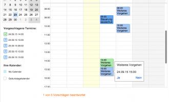 Doodle integriert Microsoft-Kalender von Outlook und Office 365