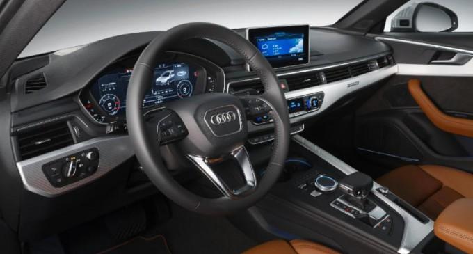 Audi verbindet Fahrer mit Wikipedia