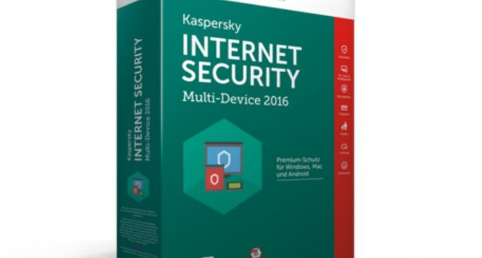 [sponsored post] Neues aus Kaspersky Lab: Kaspersky Internet Security Multi Device 2016