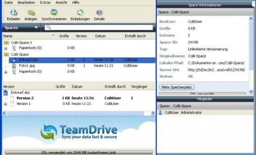 """SCHWEIZ: TeamDrive ermöglicht Serverdienste im """"vielleicht datensichersten Land der Welt"""""""