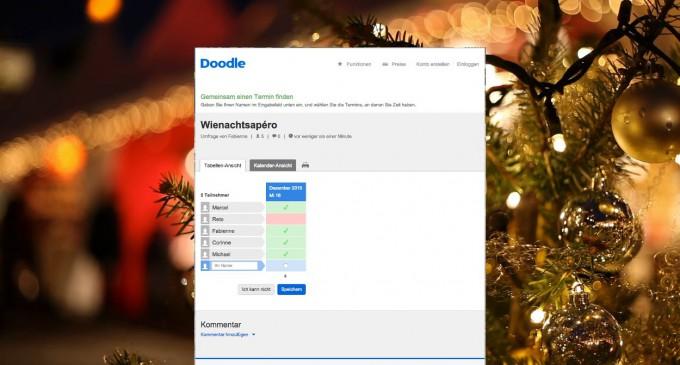 Schweiz: Weihnachten wird Mittwochs gefeiert!