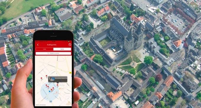 Stadtplan: Das Smartphone als Ausstellungs- und Stadtführer