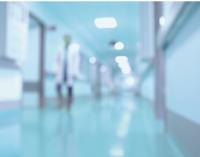 Antibakterielle Verkabelung für Patientenräume