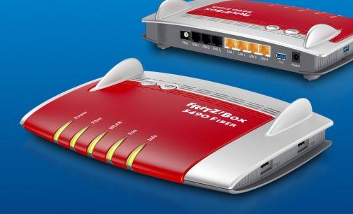 Glasfaserinternet: Für Tempo brauchts den richtigen Router