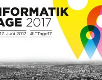 Informatiktage 2017: Einblicke in den IT-Alltag von Supermarkt bis Spital
