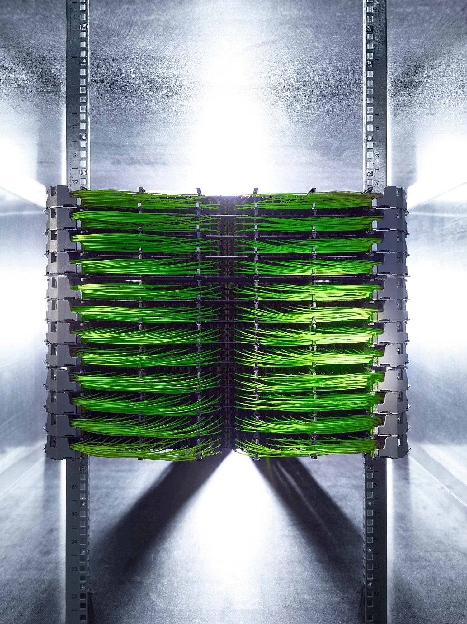 OM5-Lösung für die Netzwerktransformation als Antwort auf den steigenden Bandbreitenbedarf