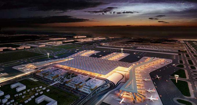 Konnektivität für den grössten Flughafen der Welt in Istanbul