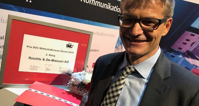 R&M gewinnt den zweiten Platz des Prix SVC
