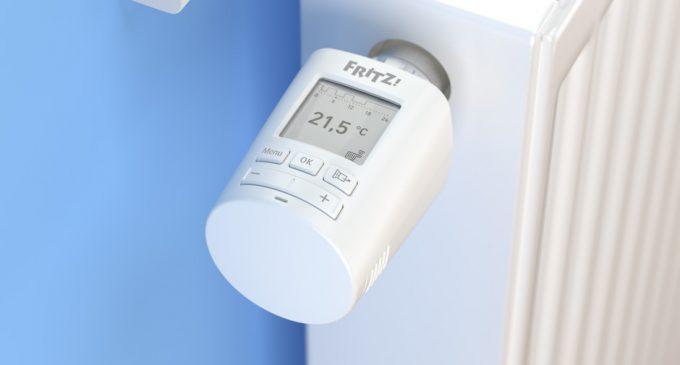 AVM FRITZ!DECT 301: Der intelligente Heizkörperregler für das Heimnetz