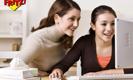 Nur 48% der Schweizer Familien kümmern sich um die Sicherheit der Kinder im Web