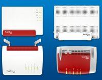 Neue FRITZ!Box-Modelle für Gigabitverbindungen – WLAN Mesh für mehr Leistung zuhause