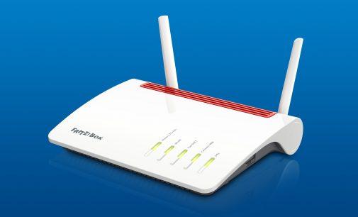 FRITZ!Box 6890 LTE für schnelles Internet über LTE oder DSL – starkes WLAN – hoher Heimnetzkomfort