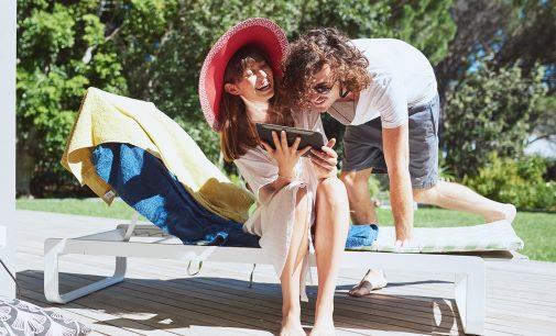 Internet-Ratgeber: Sommer zuhause mit FRITZ!