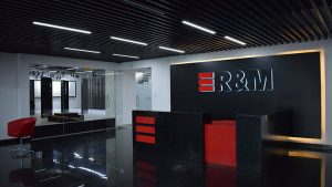 Entrance R&M India
