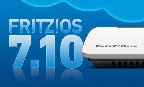 AVM veröffentlicht Update auf FRITZ!OS 7.10 für FRITZ!Box