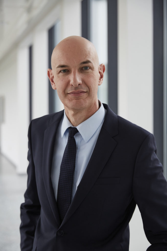 Uwe Gries, Country Manager DACH bei Stormshield