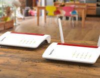 Sechs Premieren aus dem Hause AVM für Wi-Fi 6, 5G, Glasfaser und Smart Home