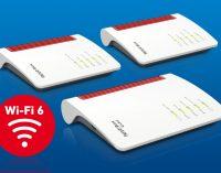 Broadband Innovations: FRITZ!Box für Glasfaser und Cable mit Wi-Fi 6