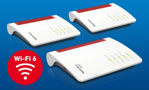 Broadband Innovations: FRITZ!Box für Glasfaser und Cable mit Wi-Fi 6