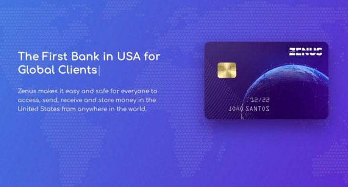 Zenus Bank: Privat- oder Geschäftskonto in den USA für jedermann