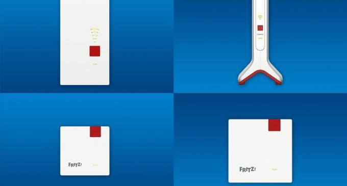 AVM Marktstart von FRITZ!Repeater 600: Der ideale Einstieg ins WLAN Mesh von FRITZ!