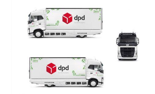 DPD Schweiz setzt auf Elektromobilität mit dem e-LKW