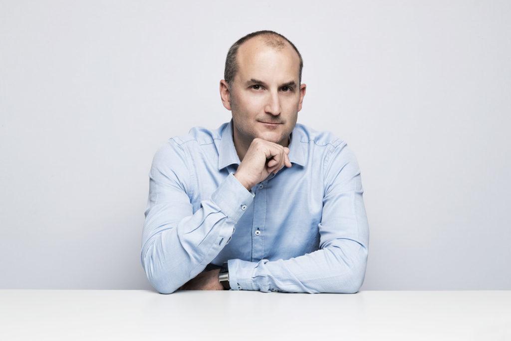 Matthieu Bonenfant, CMO Stormshield – Autor dieses Artikels