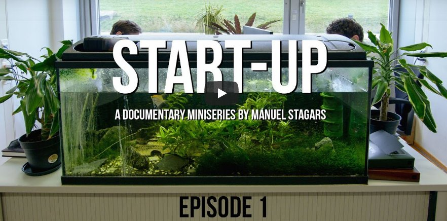 Der erste Film zur Start-up-Szene Schweiz