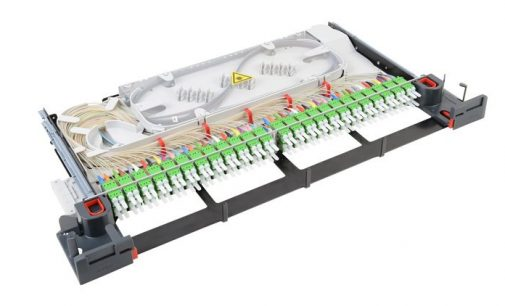Ribbon-Fiber-Kabel: Prozent mehr Glasfasern im Rack