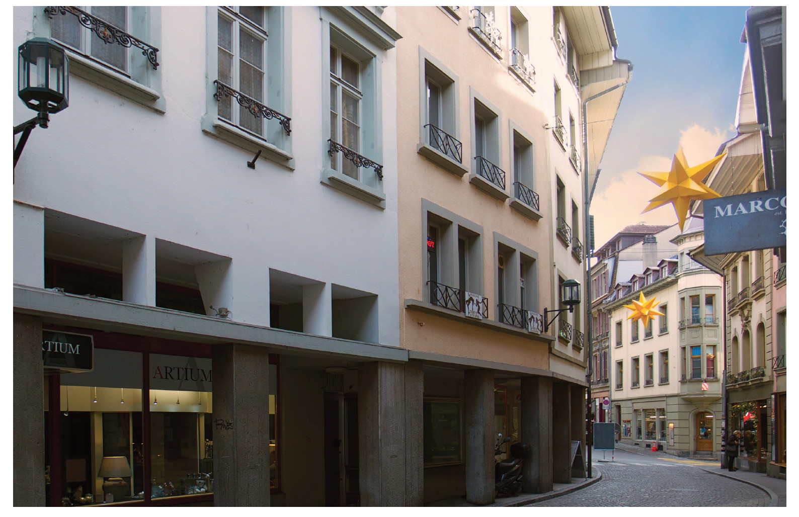 Wohnen und Arbeiten in Arlesheim, Beispiel Bauprojekt von Daniel Bächtold (Quelle: zur Verfügung gestellt)v