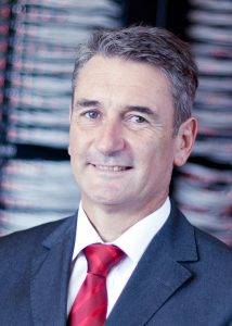Laurent Amestoy, Executive Vice President of R&M Asia Pacific.