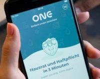 Europas erfolgreichster Digitalversicherer ONE kommt in die Schweiz