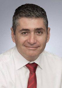 Senior Manager Paulo Campos