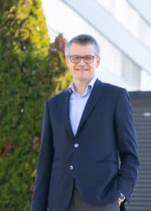 Michel Riva, CEO R&M: «Nachhaltigkeit wird bei R&M in Zukunft noch stärker gewichtet.»