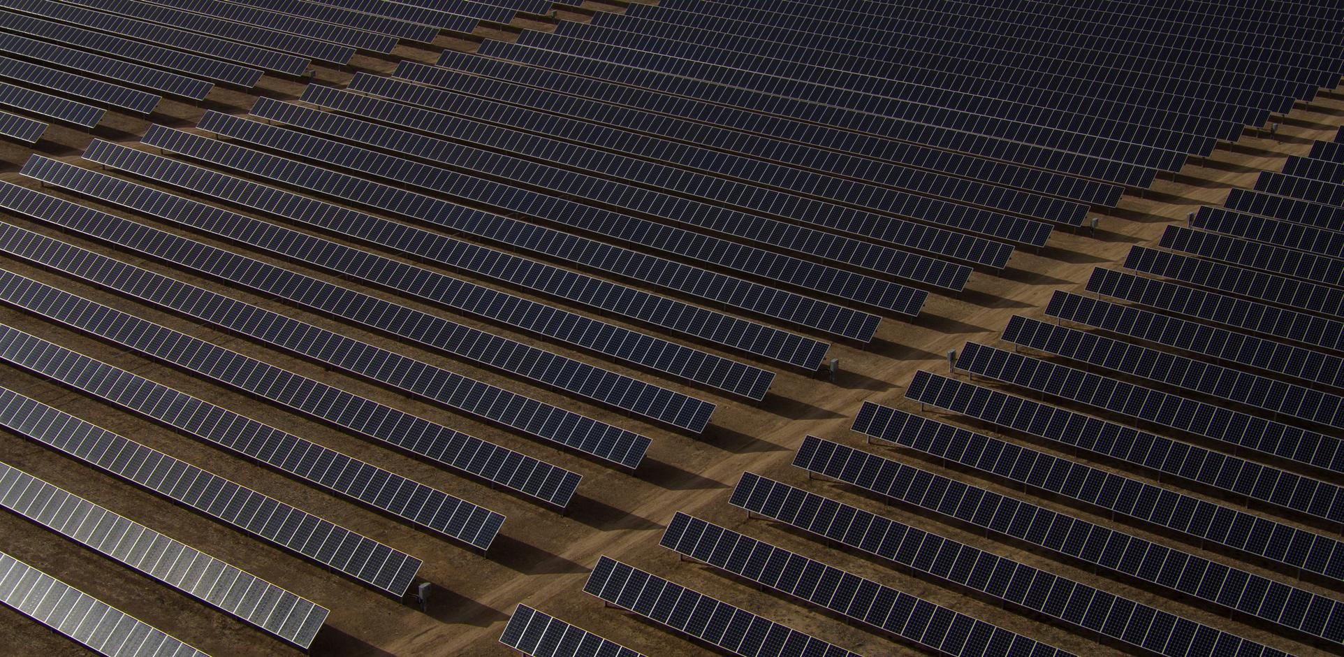 In jeder Solarzelle steckt 15 Gramm Silber
